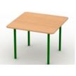 Стол обеденный на металлокаркасе (четырехместный) СО-1