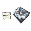 Однокомнатная квартира в ЖК