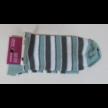Смугасті жіночі шкарпетки оптом