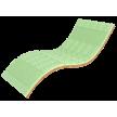 Матрац Take&Go Bamboo міні Green Kokos/Грін Кокос