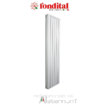 Алюмінієві радіатори Garda Dual Aleternum 1400/80 (Італія)
