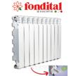 Алюмінієві радіатори Fondital EXCLUSIVO  500/100 B3 (Італія)
