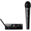 AKG WMS40 Mini Vocal Set BD US45B радиосистема UHF с ручным микрофоном