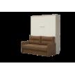 Шкаф-кровать-диван HELFER PLUS 140/160