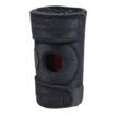 Бандаж (наколенник) для коленного сустава с эластичными ребрами жесткости.