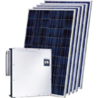 Сетевая солнечная электростанция 30 кВт на СБ Risen RSM156-6-440M