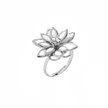 Кольцо Jewel Town серебристое K252, Uni