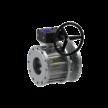 Кран кульовий 11с341п c редуктором DN 200/150 BREEZE 11с341п c редуктором DN 200/150