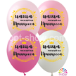 Воздушные шарики Наша маленькая принцесса 12