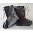 Защитные бахилы с водоотталкивающей пропиткой (многократного использования) ЦВЕТ МОЛОЧНЫЙ