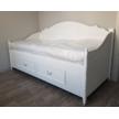 Ліжко диван Прованс з шухлядами