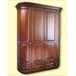 Шкаф для одежды Омега с радиусными фасадами