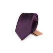 STK Краватка фіолетова однотонна