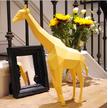 STK Жираф  3Д модель papercraft