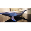STK Кит 3Д модель papercraft