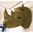 STK Носорог 3Д модель papercraft