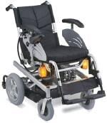Крісло-коляска з приводом важеля