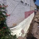 Профессиональная гидроизоляция цокольного этажа в Украине