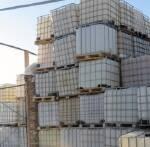 Фірма «Леоблу» пропонує купити кубові ємності