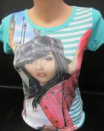 Женские футболки недорого (Китай)