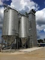 Купити спорудження для зберігання зерна - висока якість виконання