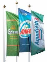 Флаги фирменные по выгодной цене
