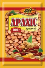Купити арахіс лущений за доступною ціною