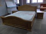 Производство кроватей из массива