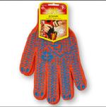 Качественные перчатки трикотажные с пвх покрытием
