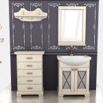 Меблі у ванну на замовлення Київ за доступними цінами