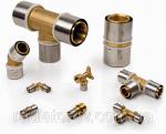 Металлопластиковые трубы и фитинги недорого