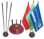 Настільні підставки для прапорців та вимпелів купити