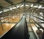 Склад підлогового зберігання зерна на замовлення
