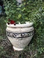 Горшки из шамотной глины купить с доставкой по Украине