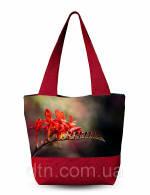 У продажу сумка тканинна жіноча високої якості