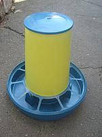 Бункерная кормушка для кур и перепелок недорого