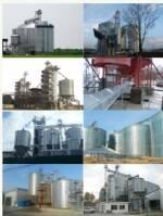 Строительство зернохранилищ недорого