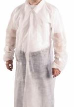 Одноразові халати купити недорого