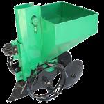 Купити картоплесаджалку для міні-тракторів - ефективний і недорогий агрегат
