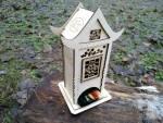 Чайный домик из фанеры купить Харьков