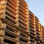 Купити дерев'яні палети пропонує компанія Меридіан