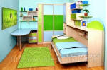 Ліжко трансформер підліткове за найвигіднішою ціною тільки у нас!