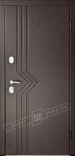 Вхідні металеві двері в квартиру купити в Одесі