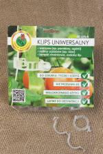 Пропонуємо придбати кліпси для кріплення рослин