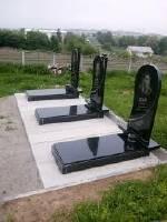 Установка пам'ятника на могилу в Луцьку недорого