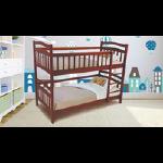 Двох'ярусне ліжко з масиву деревазамовити