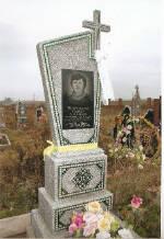 Виготовлення пам'ятників з граніту Луцьк