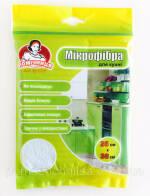Салфеткимикрофибра - залог быстрой уборки