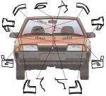 Предлагаем услугусопряжение зазоров автомобиля