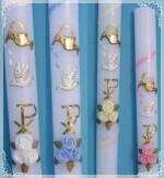 Свічки для хрестин купити в Україні